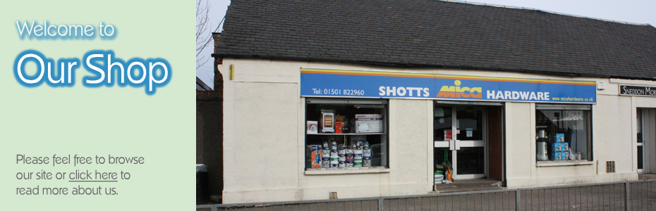 Shotts Mica Hardware